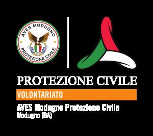 Logo Istituzionale - AVES MODUGNO PROTEZIONE CIVILE Associazione Volontariato Emergenza Soccorso